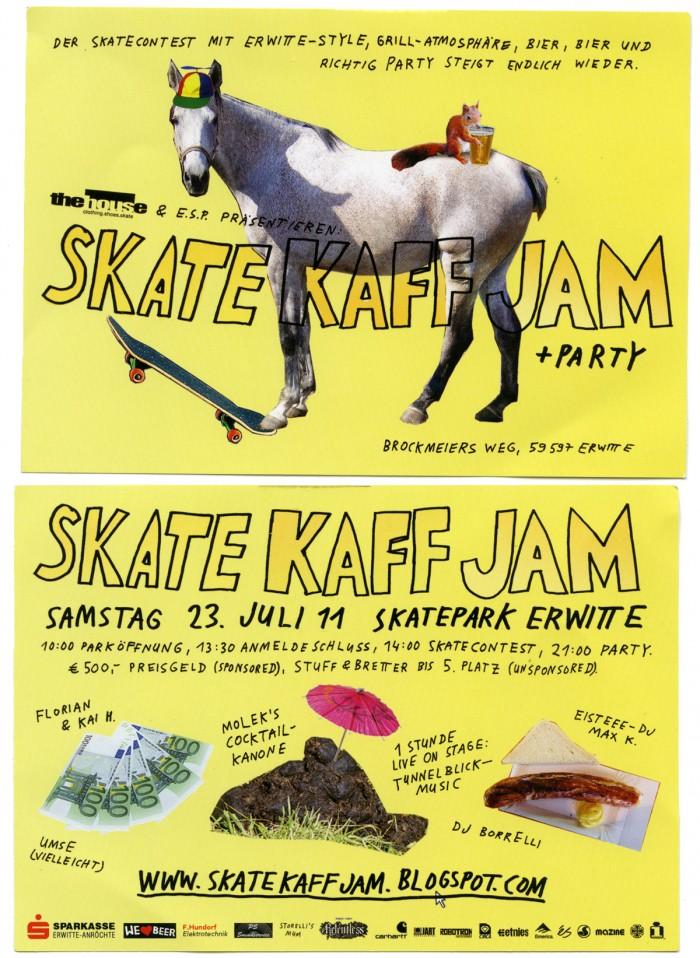 skate-kaff-jam-pferd